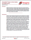 Peregrine Semiconductor's UltraCMOS® Power Limiter Application Note