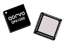Qorvo's QPA1000 50 watt, pulsed, GaN power amplifier spans 2.8 – 3.2GHz