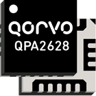 Qorvo QPA2628 LNA offers 1.6dB noise figure in the 22 to 32GHz frequency range RFMW Ltd