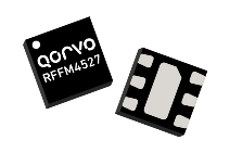 Qorvo RFFM4527 LNA with 1.2dB NF from 4.9 to 5.925GHz