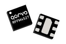 Qorvo RFFM4527 LNA with 1.2dB NF from 4.9 to 5.925GHz