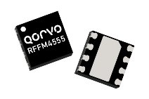 The Qorvo RFFM4555 integrates LNA with SPDT switch for 802.11a/n/ac applications in the 4.9 to 5.925GHz frequency range