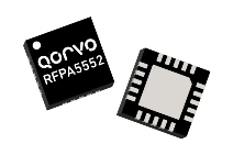 Qorvo RFPA5552 5GHz Wi-Fi Power Amplifier from RFMW offers 32dB Gain