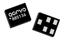 Qorvo 885136 2400MHz WiFi coexistance BAW filter extends radio range