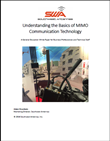 Southwest Antennas Understanding the Basics of MIMO Communication Technology White Paper