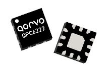 The Qorvo QPC6222 DPDT switch with 3W power handling from 5 to 6000MHz
