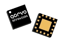 Qorvo RFFM4558A FEM integrates LNA PA SPDT and fil tering for 4900 to 5925MHz WiFi