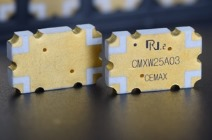 RN2 Technologies CMXW25A03 700 to 4000MHz hybrid coupler handles 200W in surface mount package