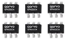 Qorvo Darlington pair SiGe Gain Blocks with DC to 5000MHz coverage