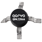 Qorvo Darlington pair SiGe gain blocks operate from DC to 5000MHz QPA2286A QPA4486A and QPA4586A