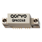 Qorvo's QPA3248 CATV power doubler operates from 45 to 1003MHz with 24.5dB gain
