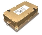 Aethercomm SSPA 6.0-18.0-30 operates from 6 to 18 GHz and delivers 30 watts (typ.) saturated output power