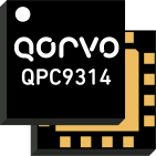 Qorvo's 2.3 - 2.7GHz QPC9314 PIN-diode based switch module can handle 52 Watts of average power with an LTE signal (8 dB PAR) and contains two LNA stages, and a 1-bit DSA to provide a high and low gain mode
