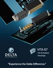 RFMW Supports VITA 67 Connectors from Delta Electronics