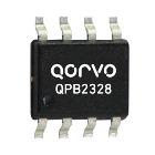 Qorvo QPB2328 High Gain Balanced Return Path Amplifier for DOCSIS 3.1 spans 5 to 210MHz with 17.5dB of gain