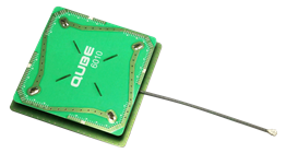 Sangshin KSA-891A6015B109B Quadrifilar Helix Antenna offers Advantages for RFiD Readers