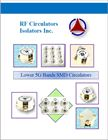 RFCI Circulators serve 5G linear PA designs from 3100 to 5000MHz