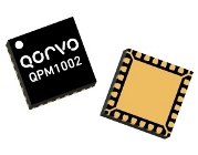 Qorvo QPM1002 8.5 to 10.5GHz T/R module enables X-Band AESA Radar