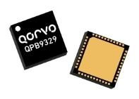 Qorvo QPB9329 3.8 – 6.0 GHz Switch LNA Targets TDD MIMO Base Stations