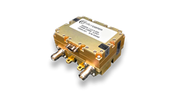 Aethercomm SSHPS 1.0-2.5-200 SPDT switch handles up to 200 Watts CW from 1,000 to 2,500 MHz