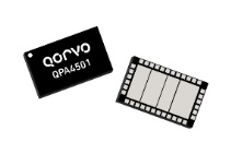 Qorvo QPA4501 3W C-Band GaN PA Module offers Doherty Efficiency