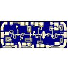 The Qorvo QPA2609D 7 to 14GHz LNA Die provides 27dB of small signal gain