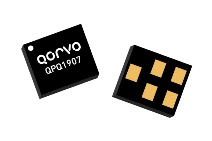 Qorvo's QPQ1907 Wi-Fi coexistence bandpass fil ter rejects 2.6GHz