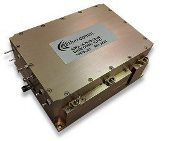 Aethercomm SSPA 16.75-20.25-40, 16.75-20.25 GHz SSPA delivers 40+ Watts of CW power.