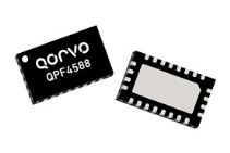 The Qorvo QPF4588 WiFi 6 FEM integrates a 5 GHz PA, regulator, SP2T, bypassable LNA, coupler and power detector