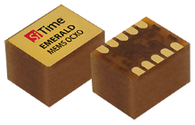 SiTime's SiT5711 OCXO combines MEMS with programmable analog, innovative packaging and high-performance algorithms for a vibration resistant solution that's up to 20 times better than what's currently available.
