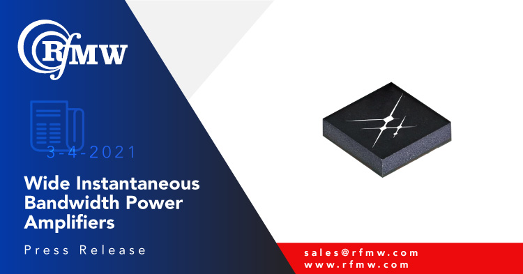 The Skyworks Solutions SKY663xx-11 family of high efficiency power amplifier support 5G systems operating from 2.3 to 5 GHz