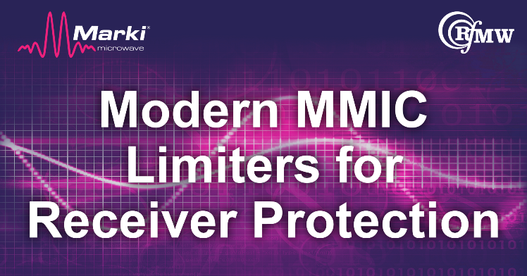 Modern MMIC Limiters for Receiver Protection